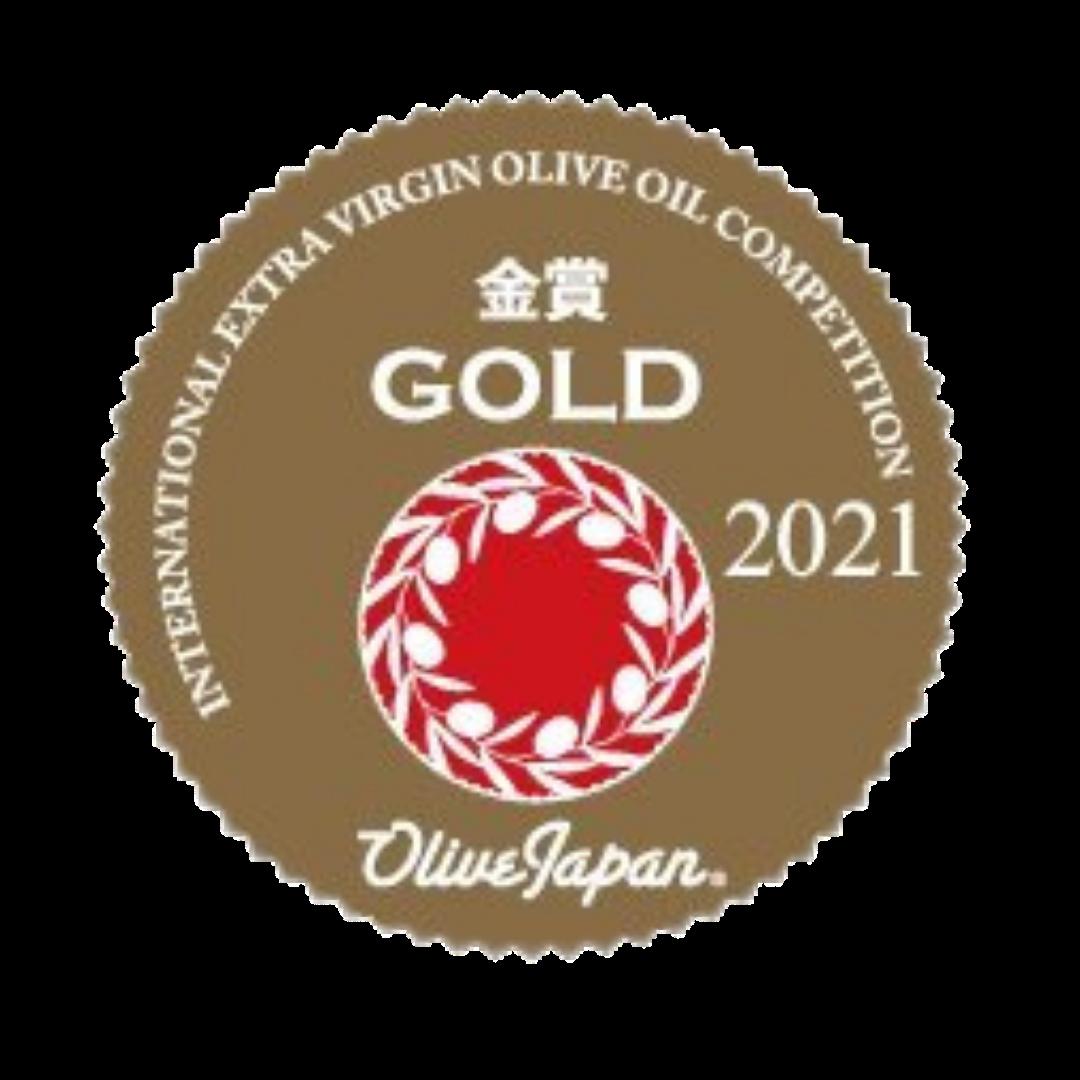 medalla de oro olive japan 2021 romero verde