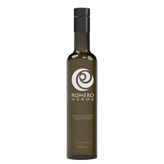 Aceite de oliva virgen extra aceite romero verde tienda online comprar aove premium